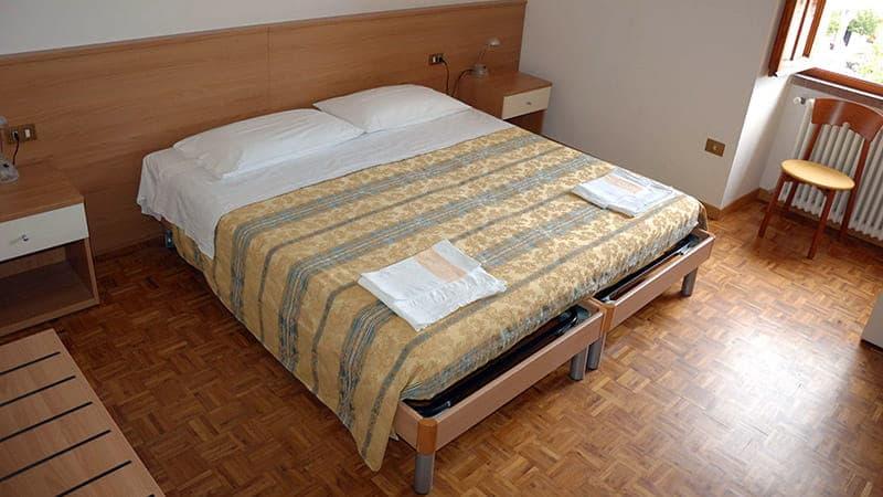 Camera - Hotel a Piacenza - Albergo Il Cervo