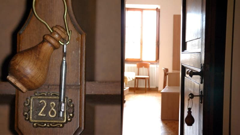 Ingresso - Hotel a Piacenza - Albergo Il Cervo