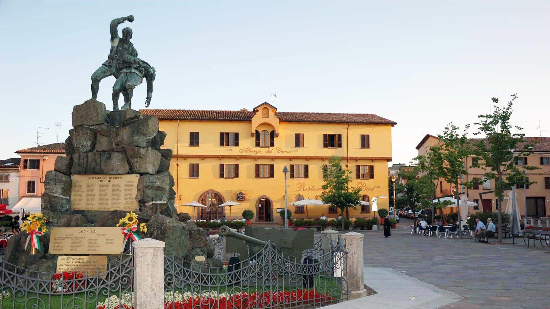 Albergo Ristorante Il Cervo Agazzano - Ristorante ad Agazzano - Hotel ad Agazzano
